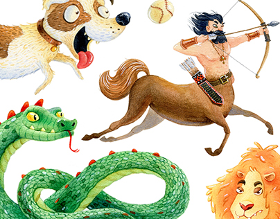 Fantastic Beasts characters