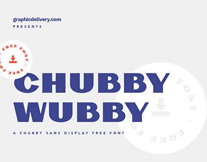 Free / Chubby Wubby Font