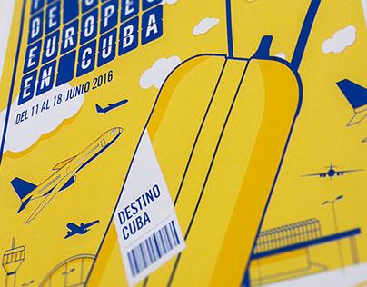 1er Festival de Cine Europeo en cuba