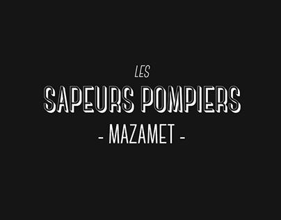 Sapeurs Pompiers - Mazamet