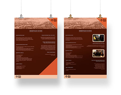 Heritage Guide - poster