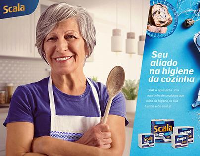 SCALA - Produtos de Higiene / Key Visual