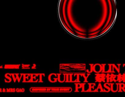 蔡依林 Jolin Tsai《甜秘密 Sweet Guilty Pleasure》logotype