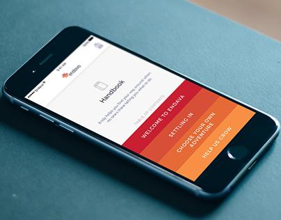 Endy - iOS App