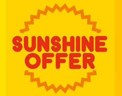 Sunshine Offer
