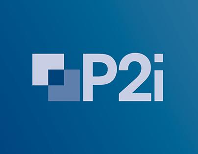 P2i - Website Design