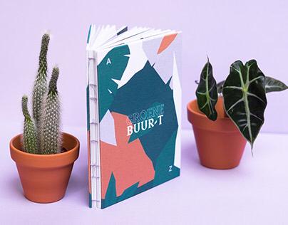 BUUR-T Plant Swap Branding