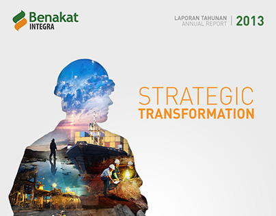 Benakat Integra - Annual Report 2013