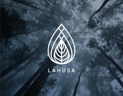 Lahusa Logo
