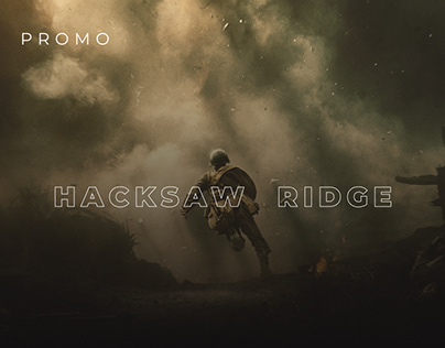 Hacksaw Ridge - promo website ›