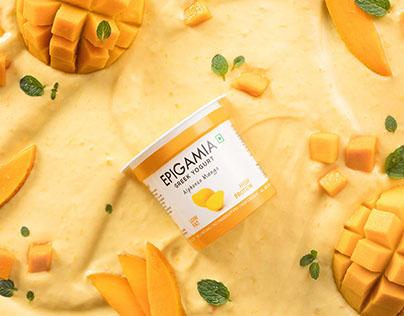 Epigamia - Flavored Yogurt Campaign
