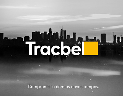 Rebranding & Visual Identity - Tracbel