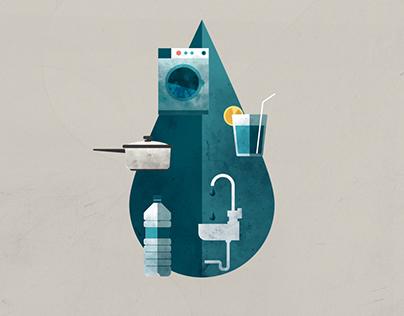 Ressource Wasser (Auszug)