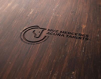 Logotipo MVZ Mercedes Acuña