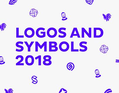 LOGOS AND SYMBOLS 2018