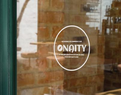 Naity   Brand Design
