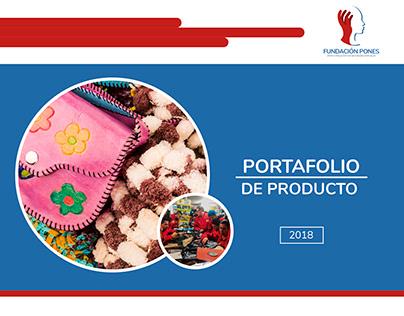 Brochure - Fundación Pones