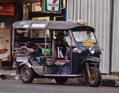 Thai Transportation