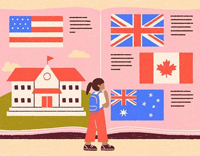 NPR: International Student Enrollments In US Colleges