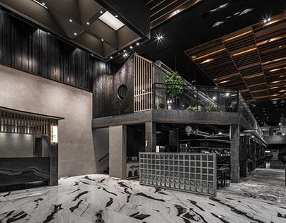 BBQ restaurant/ Nong Mu Design