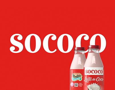 Sococo Logo Redesign