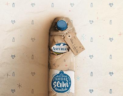 Central Lechera Asturiana - Un litro un regalo