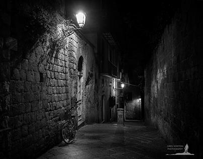 Italy: Sorrento Lamps