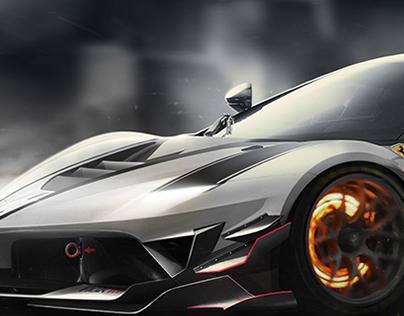 Ferrari LaFerrari FXXK YH