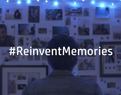 Hp Reinvent Memories