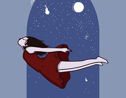 Liberte-se @ Illustration
