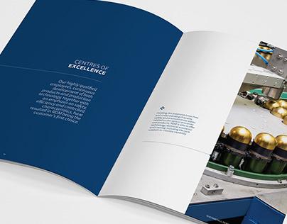 Chemaxim Creative - Print Design & Landing Page