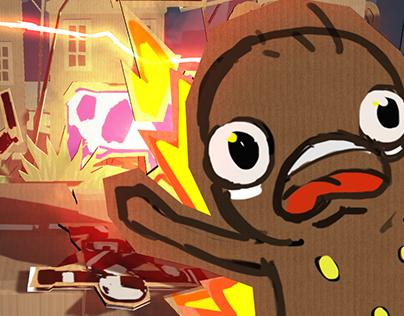 Meet the Monsta (Ludum Dare Project)
