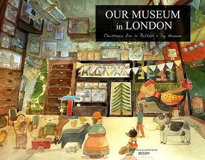 OUR MUSEUM in LONDON