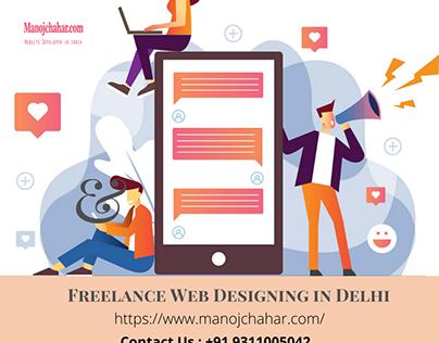 Ranked Top 5 Freelance Web Designing in Delhi