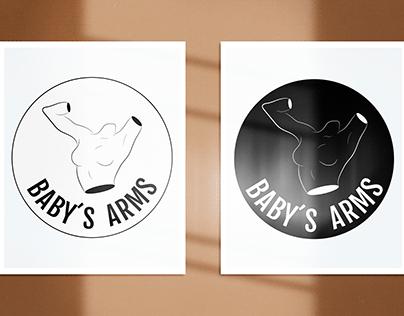 Logo para Baby's Arms