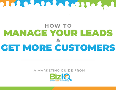 Lead Tracking E-Book: How to Manage Your Leads