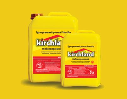 Packaging design | Kirchland