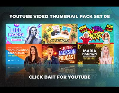 Youtube Thumbnail Templates