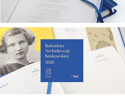 BOOK DESIGN | Kalendarz 2020