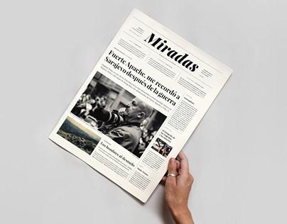 Miradas | Diario. El punto de vista crea el panorama