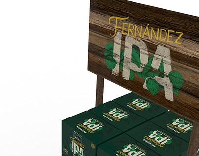 Patagonia Fernandez IPA Espacio WOW