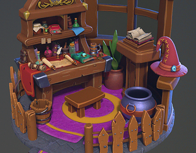 Wizard's Place