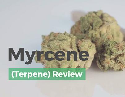 Reviewing Myrcene (Terpenes)