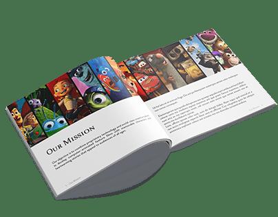 Pixar Annual Report