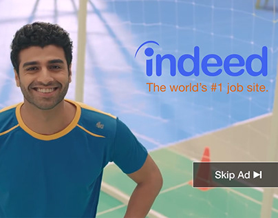 Indeed - Personalized Video Ads