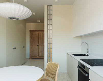 stryysʹka apartment