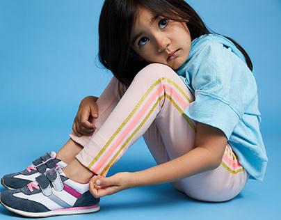 AJIO Kids SS18 Campaign