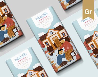 Eid ul Fitr - Chocolate Packaging Design Series