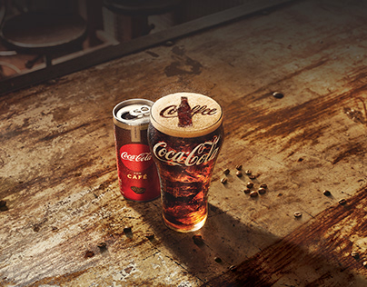 Coca-Cola sabor café