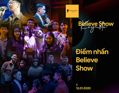 Believe Show Keynote | Christ Design